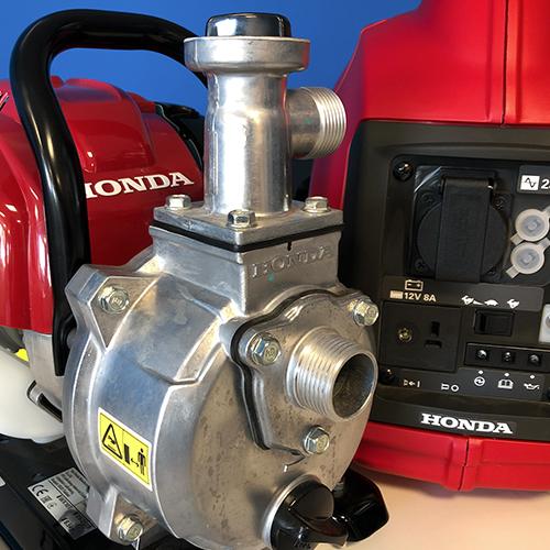 pumps-generators